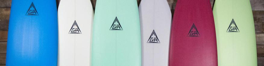 Gary Hanel Surfboards