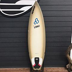 "Surftech Surfboards USED 6'3"" Merrick K Small Surfboard"