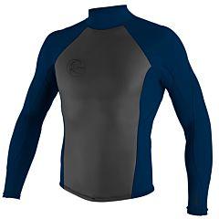 O'Neill O'Riginal 2/1 Back Zip Long Sleeve Jacket - Abyss