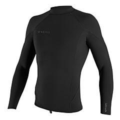O'Neill Wetsuits Reactor II 0.5mm Long Sleeve Jacket - Black