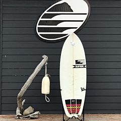 Superbrand Fling 5'2 x 19 3/4 x 2 3/8 Used Surfboard - Deck