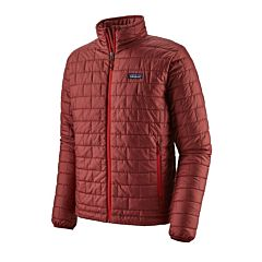 Patagonia Nano Puff Jacket - Oxide Red
