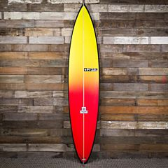 Pyzel Padillac 8'6 x 20 3/4 x 3 1/2 Surfboard - Deck