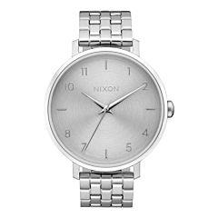 Nixon Women's Arrow Watch - All Silver