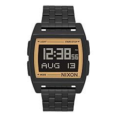 Nixon Base Watch - All Black/Gold