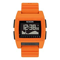 Nixon Base Tide Pro Watch - Orange