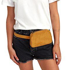 RVCA Women's Slider Belt Bag - Antique Bronze - Hip Pack