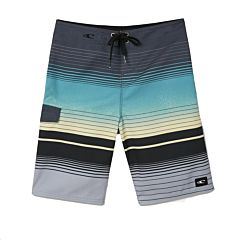 O'Neill Youth Lennox Boardshorts - Grey - front
