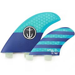 Captain Fin CF Classic FCS Quad Fin Set
