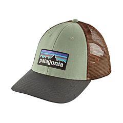 Patagonia P-6 LoPro Trucker Hat - Celadon
