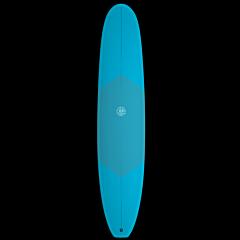 CJ Nelson Designs Guerreo Thunderbolt Surfboard - Light Blue - Deck