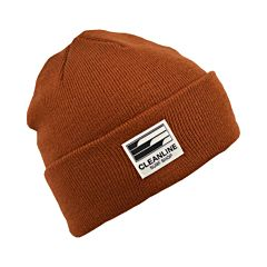 Cleanline Beanie - Texas Orange
