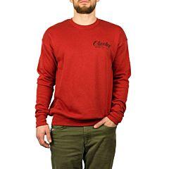 Cleanline Eagle Sweatshirt - Brick