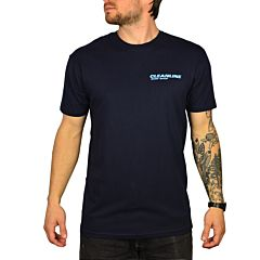 Cleanline New Rock T-Shirt - Blue Fade