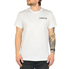 Cleanline Sunset Fin T-Shirt - White