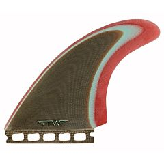 Captain Fin Tyler Warren Especial Futures Single Tab Tri-Fin Set - Main
