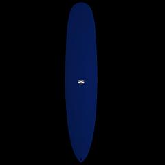 CJ Nelson Designs Colapintail Thunderbolt Surfboard - Blue Xeon - Deck