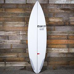 Pyzel Ghost 6'5 x 20 3/8 x 3 - 5 Fin Surfboard - Deck