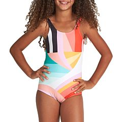 Billabong Youth Easy On Me Swimsuit - Multi - front