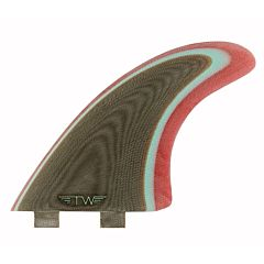 Captain Fin Tyler Warren Twin Especial FCS Twin Tab Tri-Fin Set - main