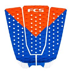 FCS Kolohe Traction - Grom Size/Red/White/Blue