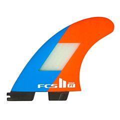 FCS II FT PC Medium Tri Fin Set - Neon
