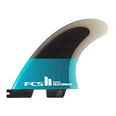 FCS II Performer PC Small Tri Fin Set