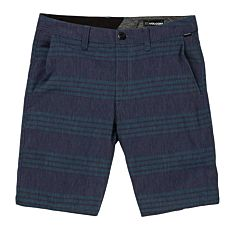 Volcom Frickin Surf N' Turf Shorts - Blue/Black - front