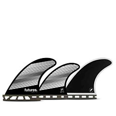 Futures Fins F4 Honeycomb Legacy Tri-Quad Fin Set