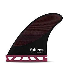 Futures Fins P6 Honeycomb Legacy Tri Fin Set