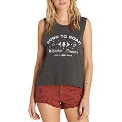 Billabong Women's Buttoned Up Shorts - Henna - front
