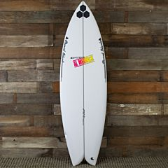 Channel Islands Fish Beard Custom 5'9 x 19 5/8 x 2 1/2 Surfboard - Top