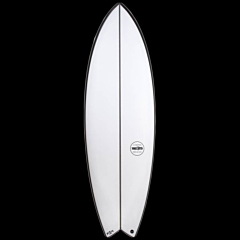 JS Black Baron Surfboard - Deck