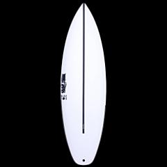 JS Blak Box 2 Squash Tail Surfboard - Deck