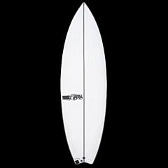 JS Blak Box 3 Swallow Tail Surfboard - Deck