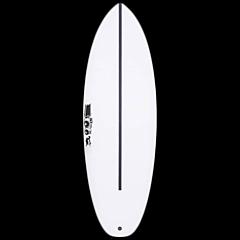 JS Flaming Pony HYFI Surfboard - Deck