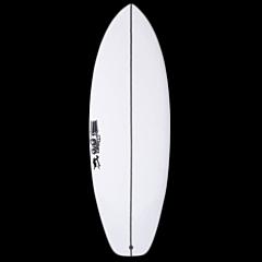 JS Flaming Pony Surfboard - Deck