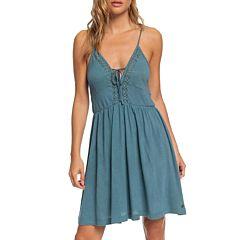 Roxy Women's Little Something Love Dress - North Atlantic - front