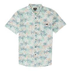 Bilabong Sundays Floral Short Sleeve Shirt - Multi - main