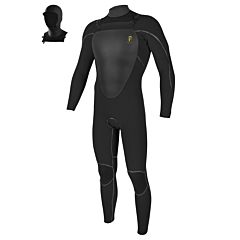 O'Neill Mutant Legend 4.5/3.5 Wetsuit With Hood