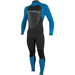 O'Neill Youth Epic 3/2 Wetsuit - Black/Bright Blue