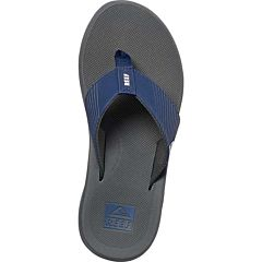 Reef Phantom II Sandals - Grey/Navy - Top