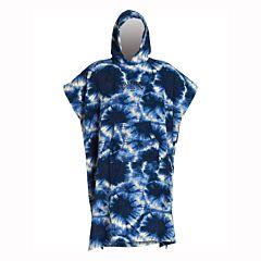 Billabong Hooded Poncho - Tie Dye