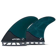 Futures Fins Pyzel Tri-Quad Fin Set - Large