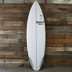 Pyzel Phantom 6'6 x 21 x 3 Surfboard - Top