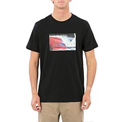 Rip Curl Madsteez Curren T-Shirt - Black - front