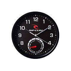 Rip Curl Tide Wall Clock - Black