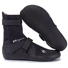 Rip Curl Wetsuits Flash Bomb 5mm Round Toe Boots