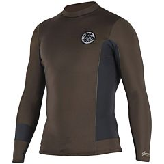 Rip Curl Aggrolite 1.5mm Long Sleeve Jacket - Military Green