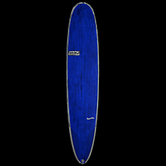 Skindog Smoothie Thunderbolt Surfboard - Brushed Blue Tint